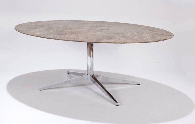 Florence Knoll 78 Marble Dining Table Midcenturymodern Knollinternational