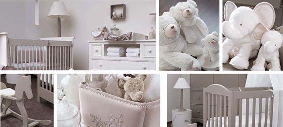 Elements De Decoration Pour Une Chambre De Bebe Dans Les Tons