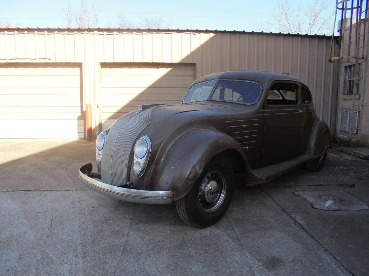 1934 Chrysler Airflow Coupe For Sale Hemmings Motor News Chrysler Airflow Chrysler Airflow