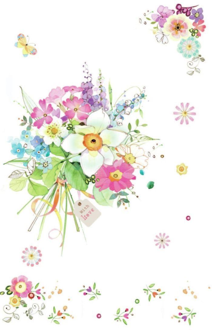 Lynn horrabin spring floralg lynn horrabin pinterest floral art by lynn horrabin m4hsunfo