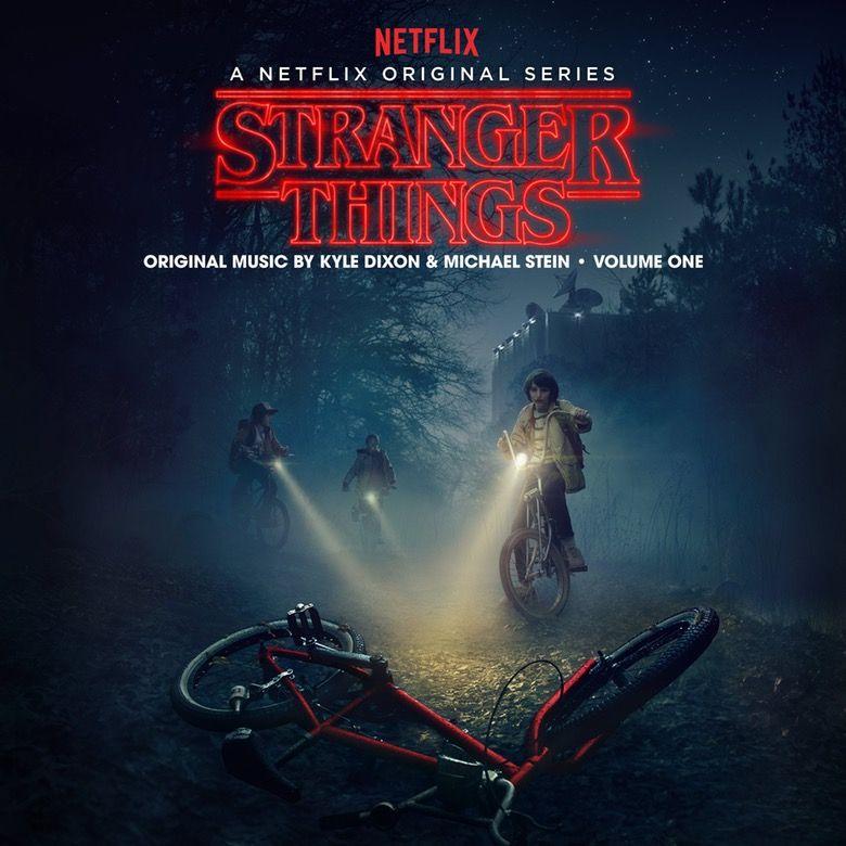 Kyle Dixon & Michael Stein - Stranger Things Volume One (Lakeshore Records)