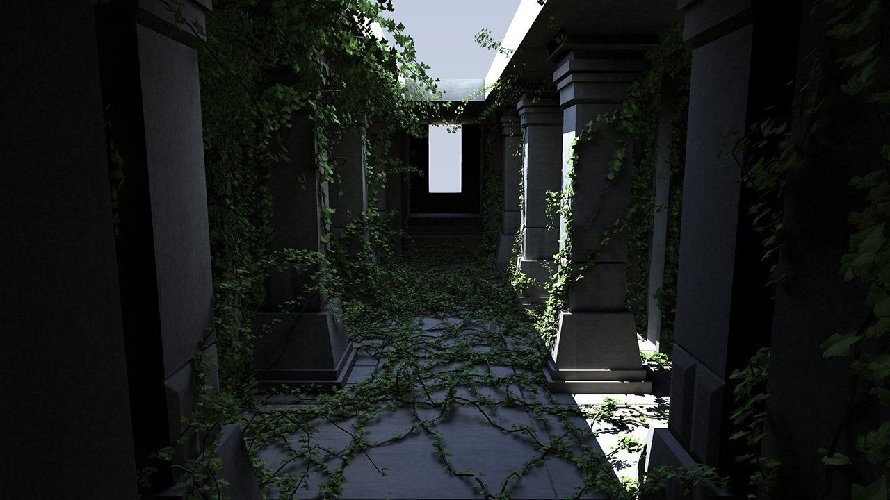 ArtStation - Hall of Ibycus, Christopher Balaskas