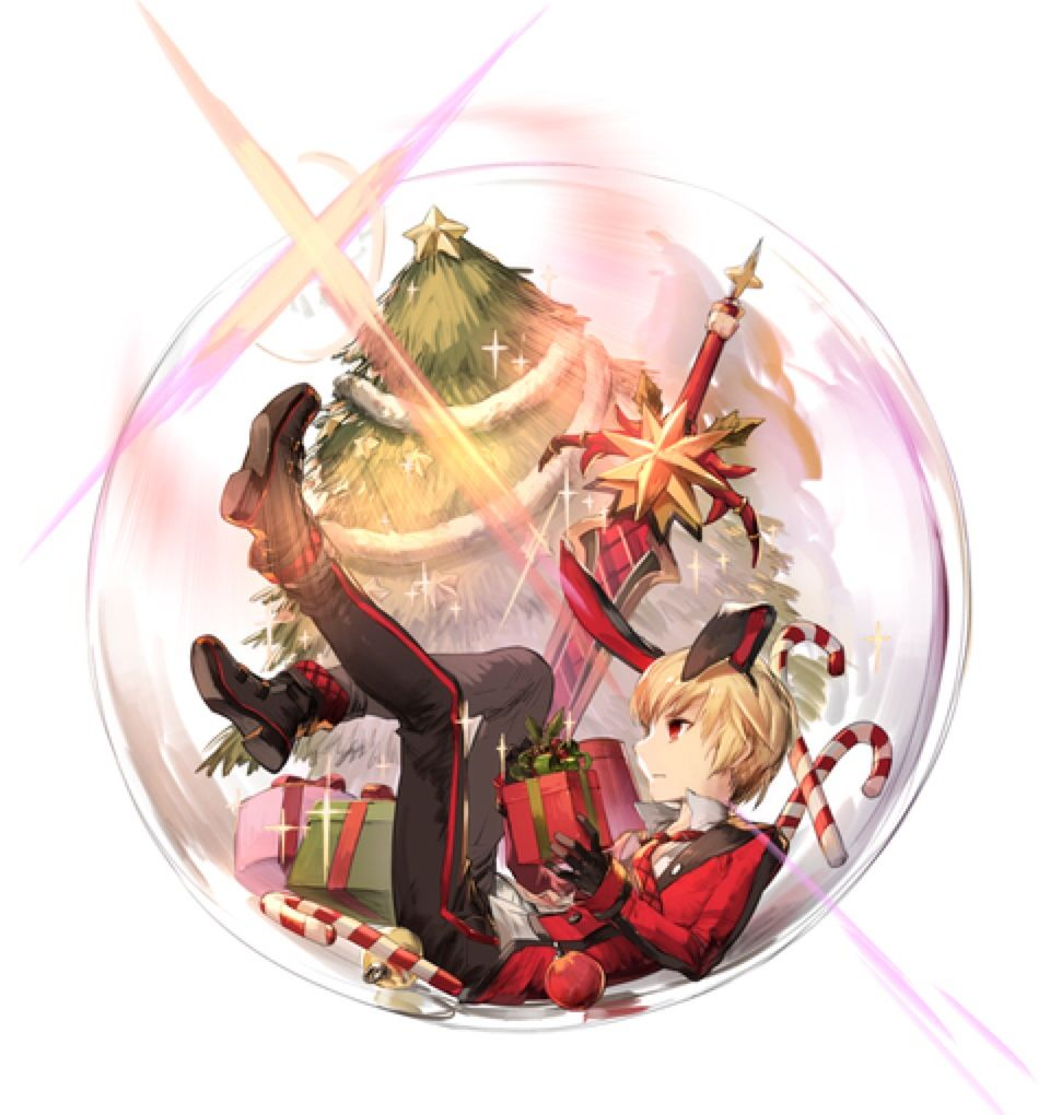 Marry Christmas Artiest:ローチャン Source: http://touch.pixiv.net/member_illust.php?mode=medium&illust_id=54226384