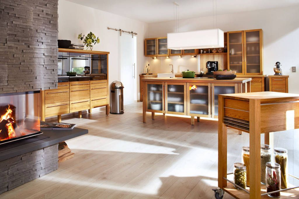 Finde landhausstil küche designs massivholz modulküche pure nature entdecke die schönsten bilder zur inspiration