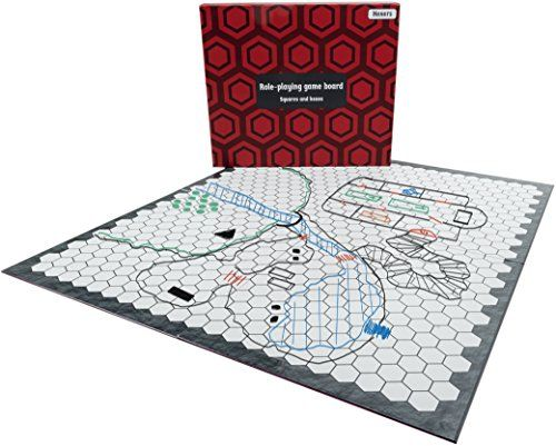 Hexers Role Playing Game Board Vinyl Mat Alternative D Roleplaying Game Pathfinder Rpg Dungeons And Dragons