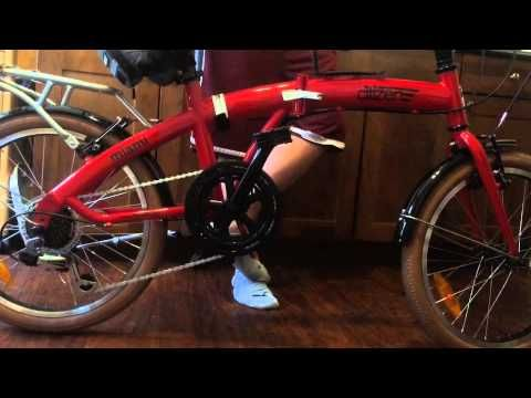 Citizen Miami Folding Bike Review And First Impressions Folding