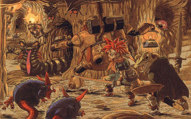 Chrono Trigger Google Search Chrono Trigger Game Art Akira Chrono trigger wallpaper hd