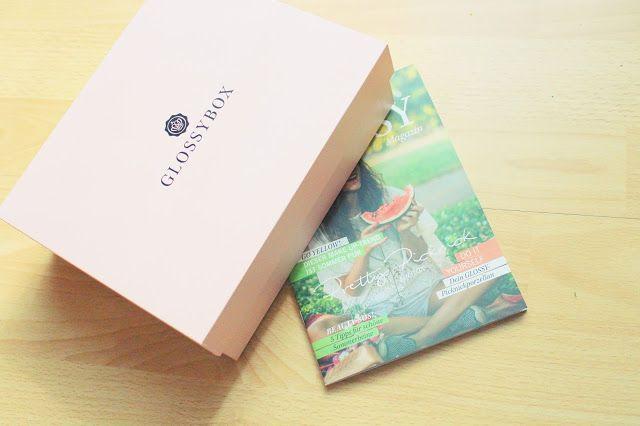Glossybox Pretty Picknick Edition vom Juli 2016