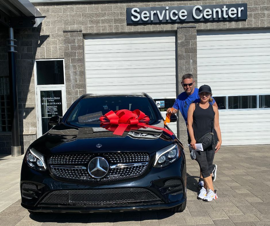 Rosa Shea Just Treated Themselves To A New Car Your New Mercedes Benz Glc43 Was A Great Choice Thank You For New Mercedes Mercedes Benz Mercedes Benz Service