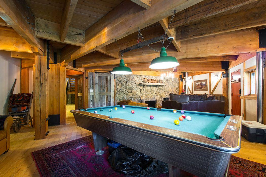 Superbe maison rustique de vacances dans la montagne à Sundance