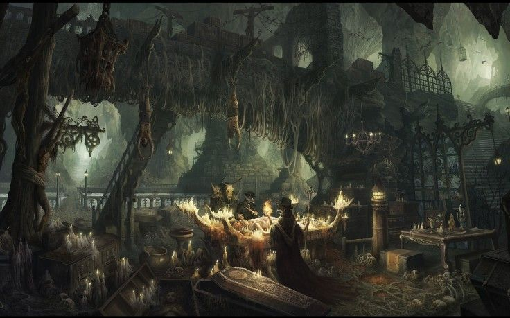 Artwork Fantasy Art Plague Doctors Horror Wallpapers Hd Desktop And Mobile Backgrounds Horror Wallpapers Hd Fantasy Art Environment Concept Art