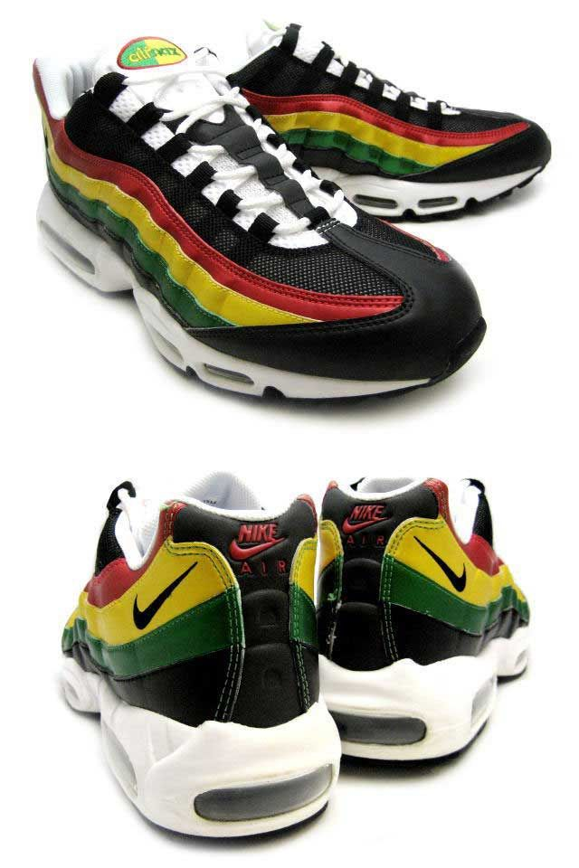 san francisco 66d68 f8110 ... Nike Air max 1995 Jamaica Edition nike airmax95 sneaker vintage limited  ...