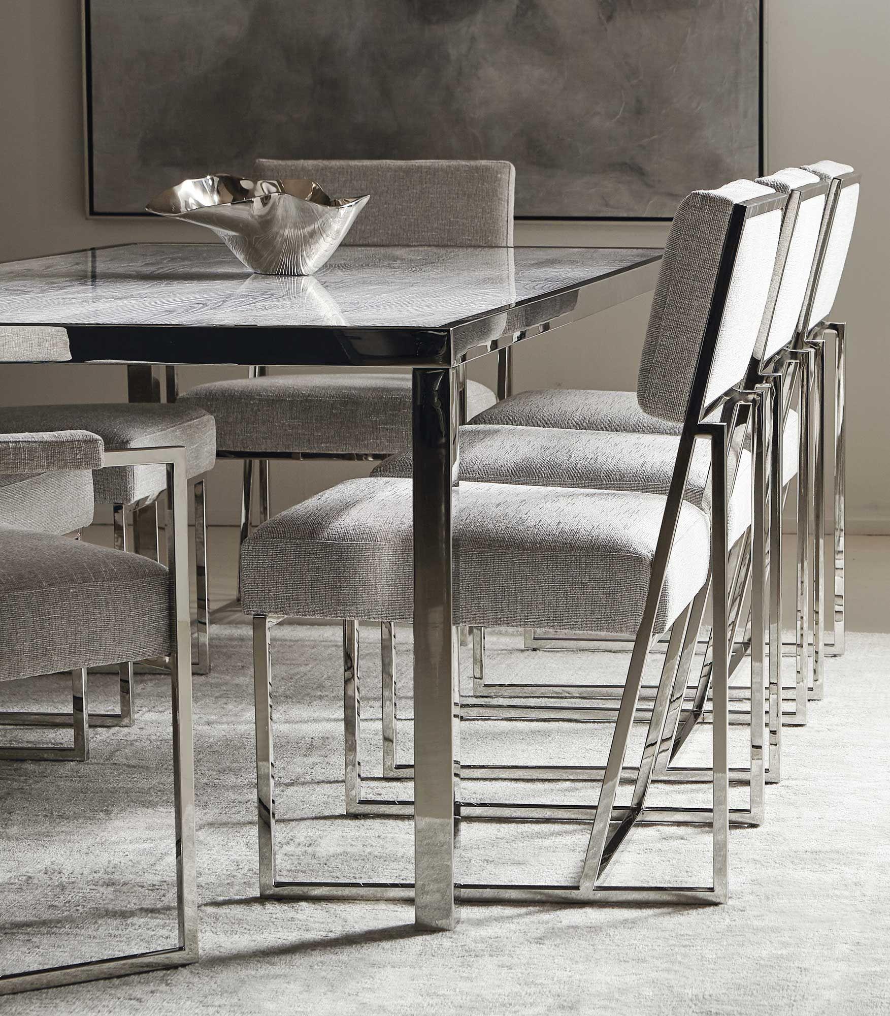 Side Chair Bernhardt In 2020 Dining Design Luxury Dining