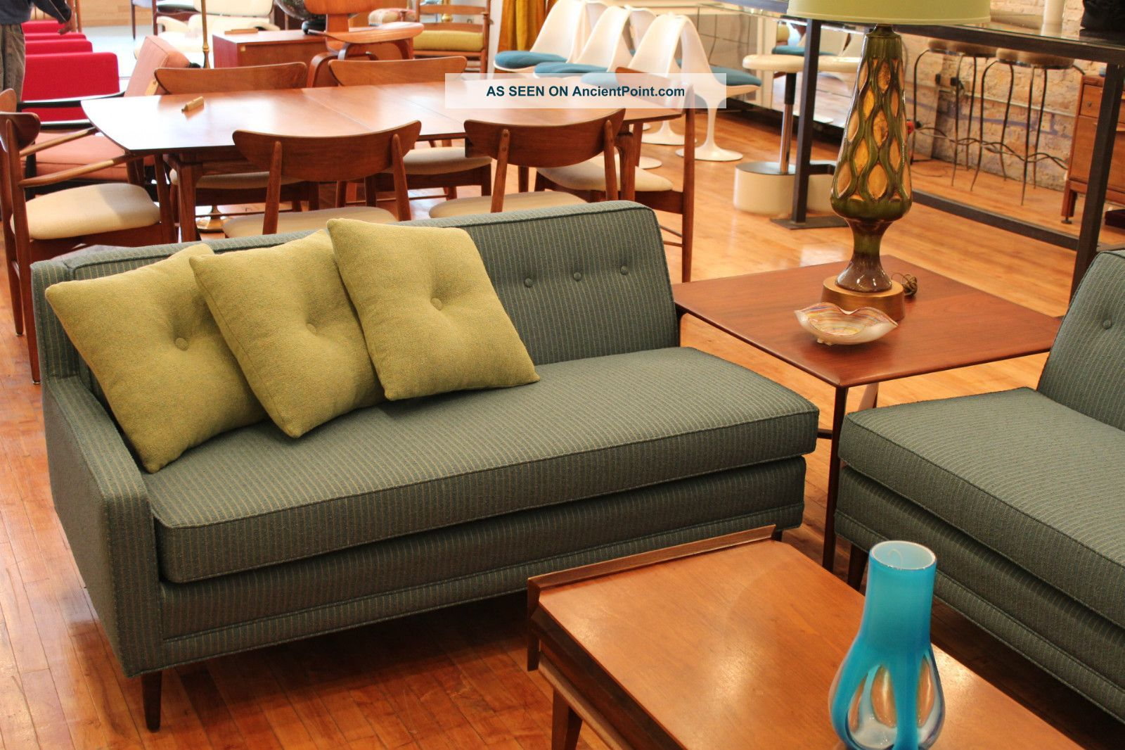 Genial Simple Retro Sectional Sofa 55 In Conversation Sofa Sectional With Retro  Sectional Sofa