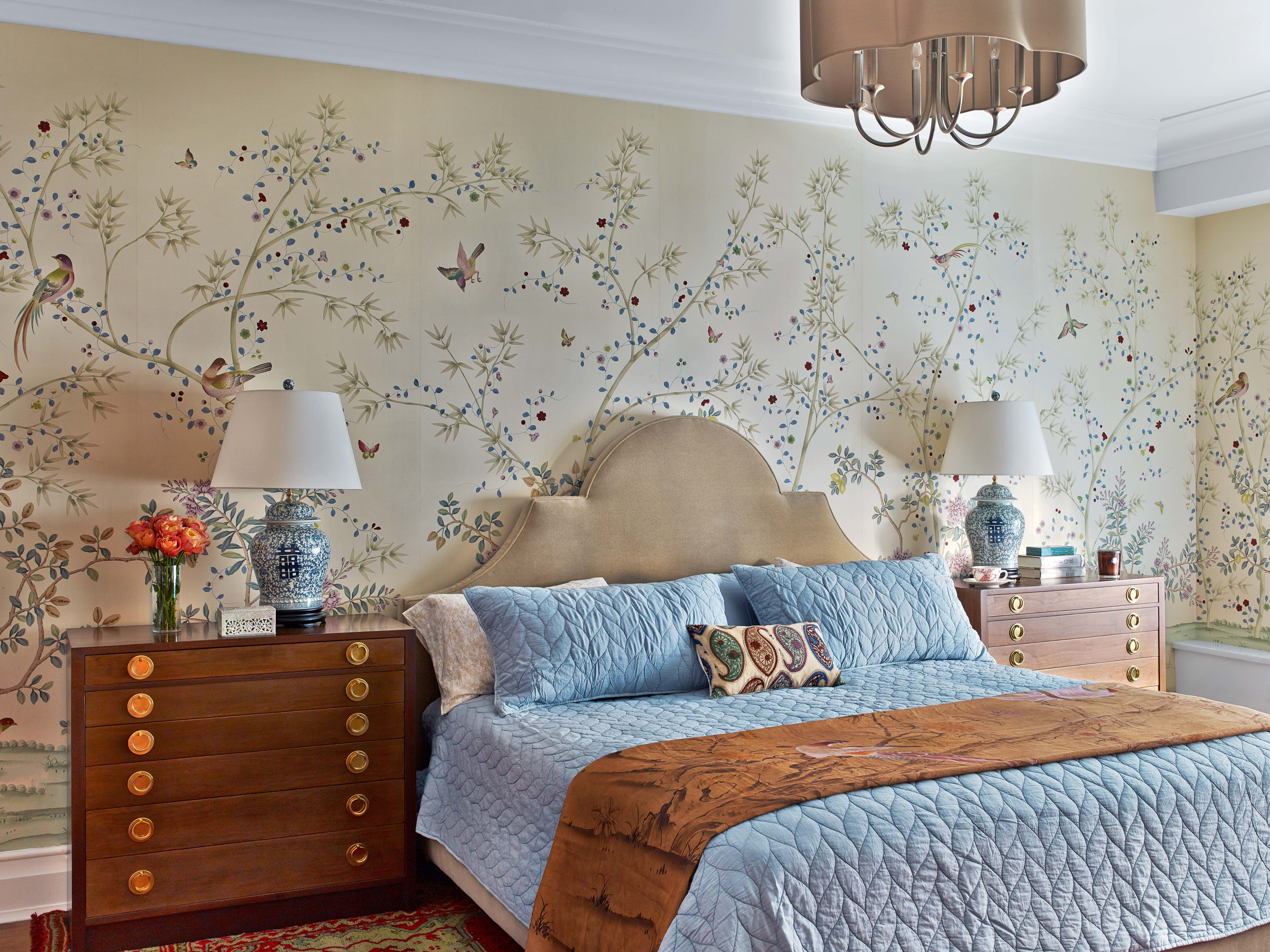 Which wall-paper to choose in the house