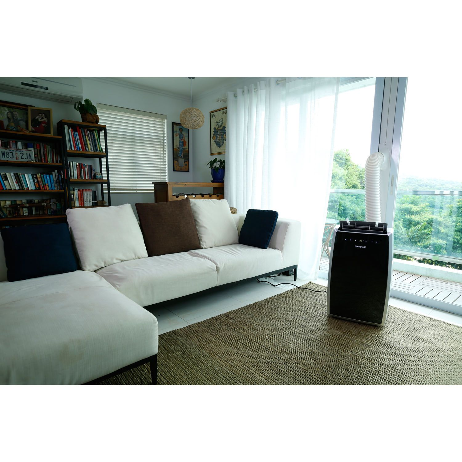 Portable Air Conditioner with Dehumidifier & Fan for Rooms