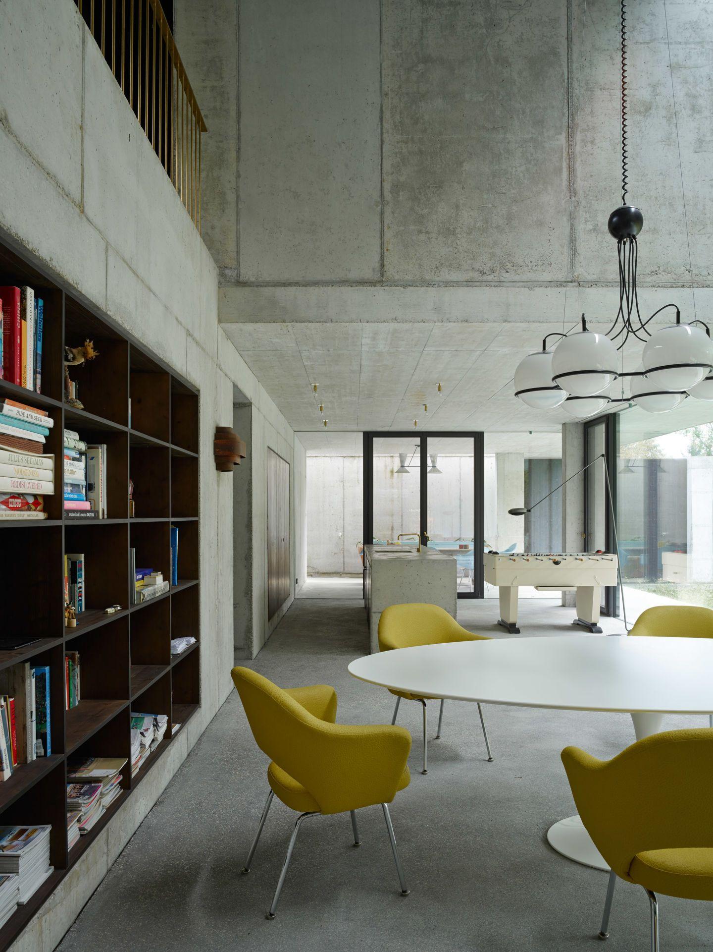 mlzd · Einfamilienwohnhaus Ipsach · Divisare | Houses | Pinterest ...
