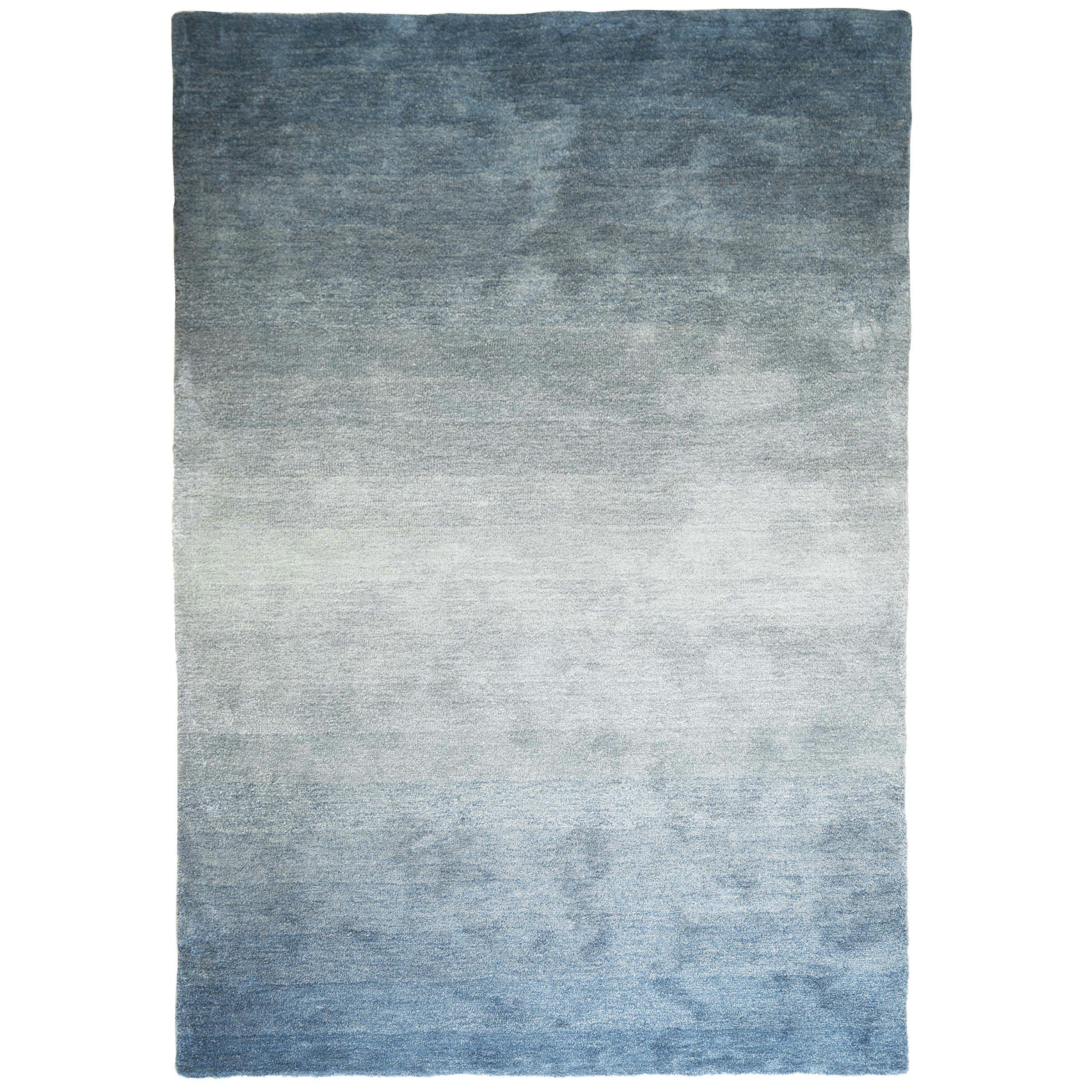 Vloerkleed Holger blauw/groen 160x230 cm Ковры