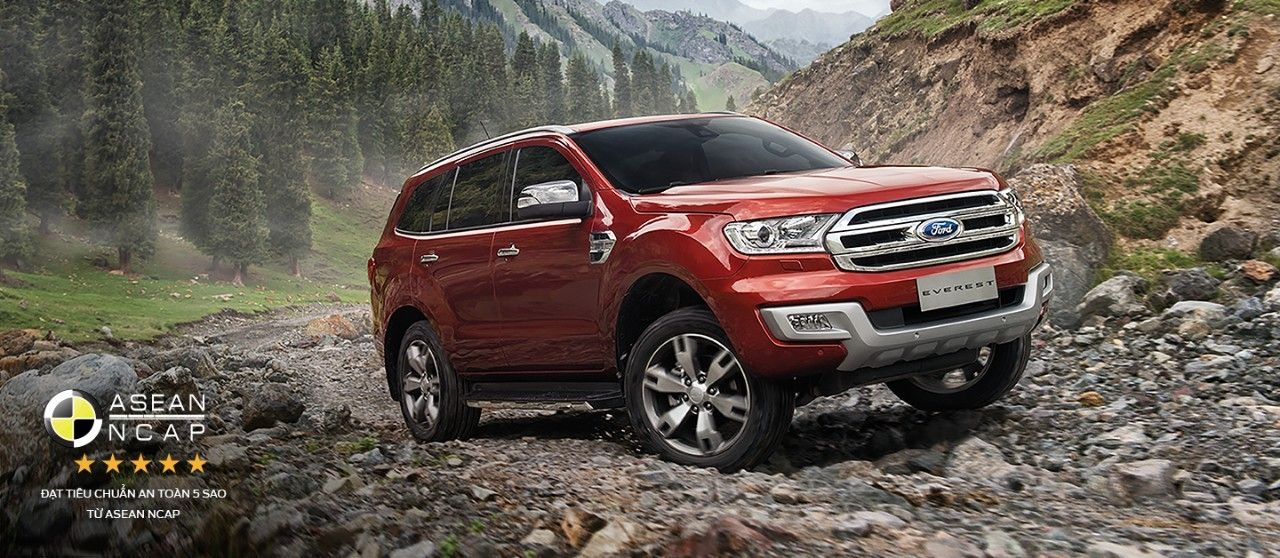 Ghim Của Donald Ray Tren Ford Everest Ford Xe Cộ Va Toyota