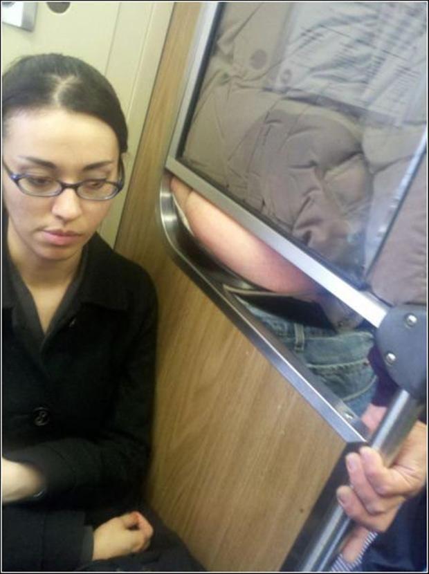 ass on her face