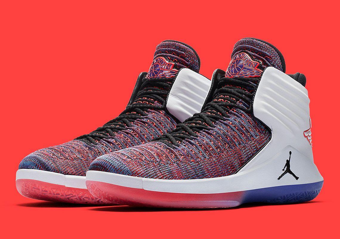 The Air Jordan 32 Finale May Be The Last Of The Model Air Jordans Blue Basketball Shoes Jordans