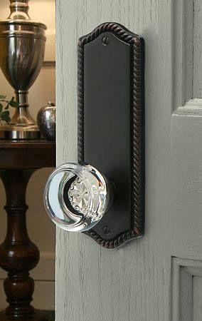 Emtek Hardware Gl Door Oil Rubbed Bronze