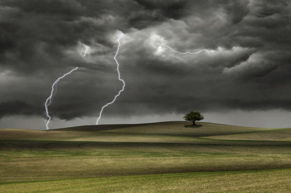 Under the Lightning Storm | Flickr - Photo Sharing!