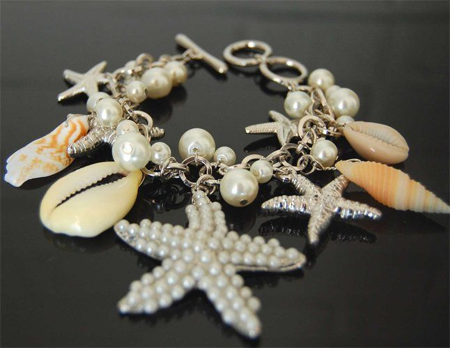 Sea Life Bracelet $12.00 Very cute!