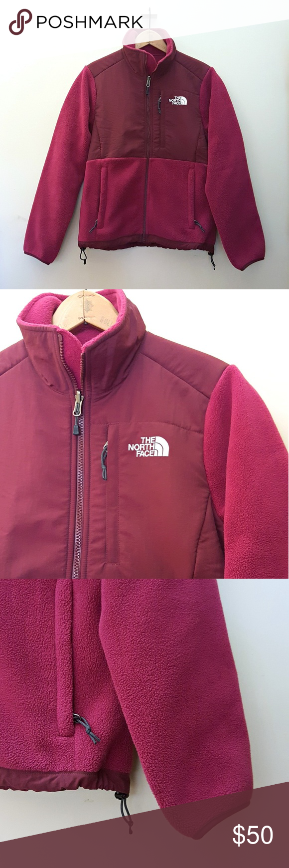 Sale North Face Denali Fleece Zip Up Jacket Jackets Fall Jackets Clothes Design [ 1740 x 580 Pixel ]