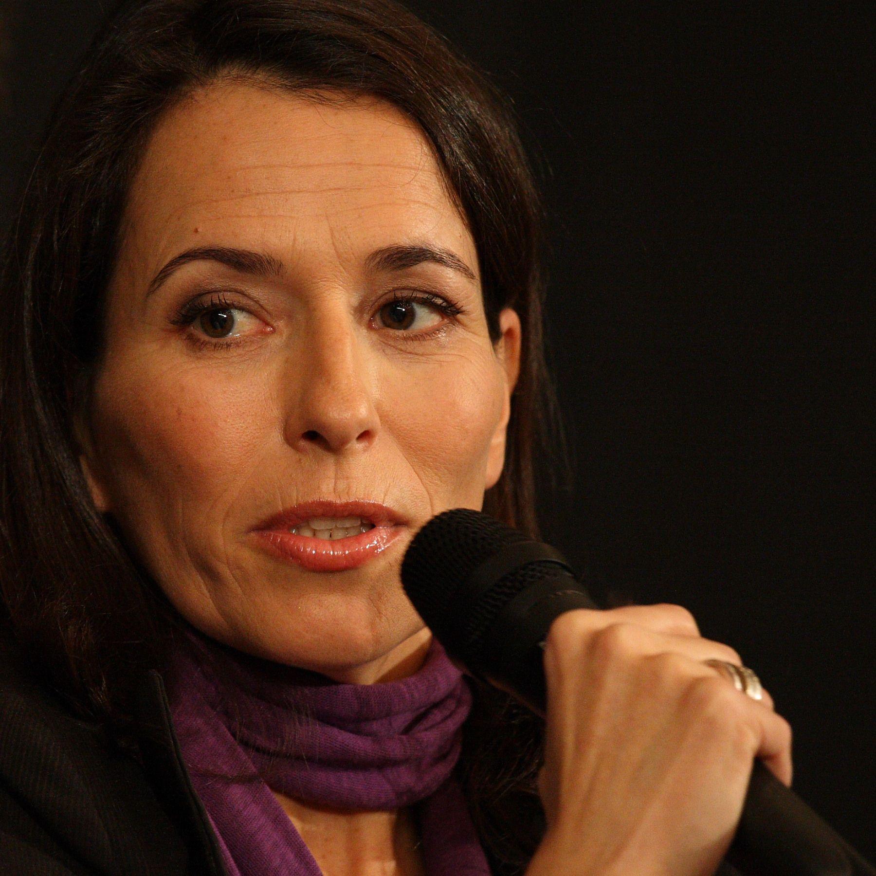 18 03 Anne Will Journalistin Und Moderatorin