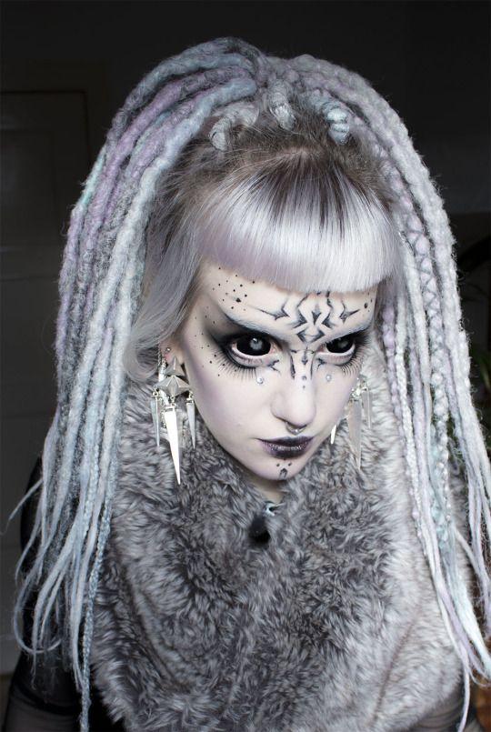 Manic Moth Halloween Makeup Artist Halloween Makeup