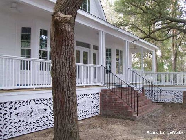 Pin By Joyce Gouge On Modular Home Projects Remodeling Mobile Homes Mobile Home Skirting Mobile Home