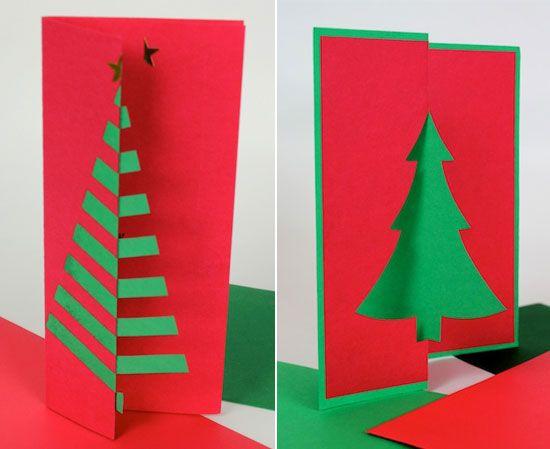 20 Beautiful Diy Homemade Christmas Card Ideas For 2012 Diy Christmas Cards Homemade Christmas Cards Christmas Cards