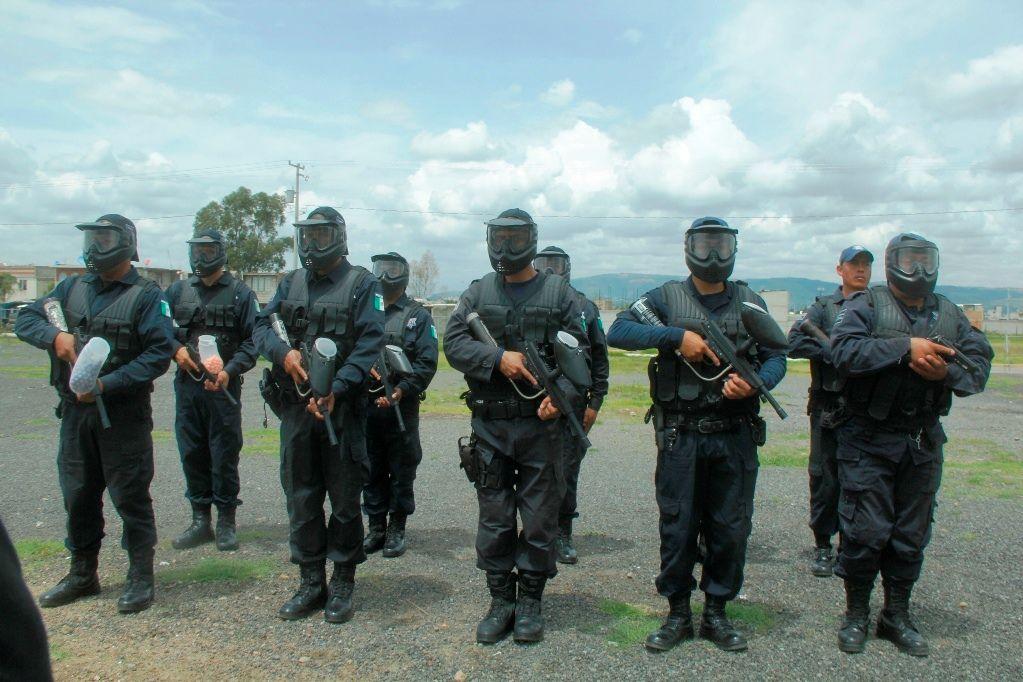 Continúa CES capacitación de Policías Municipales      Un total de 73 elementos de 11 demarcaciones del estado trabajan en su profesionalización