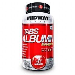 Tabs Albumin Mastigável 100 tabs