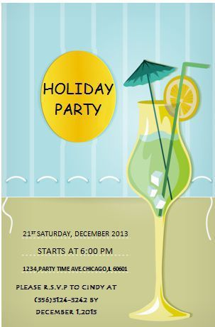 Holiday Dinner Flyer Template Free Holiday Flyer Templates