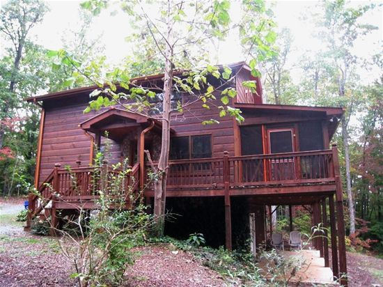 Jacob`s Ridge Hideaway | Sundance Cabin Rentals | Blue Ridge Cabins | North  Georgia