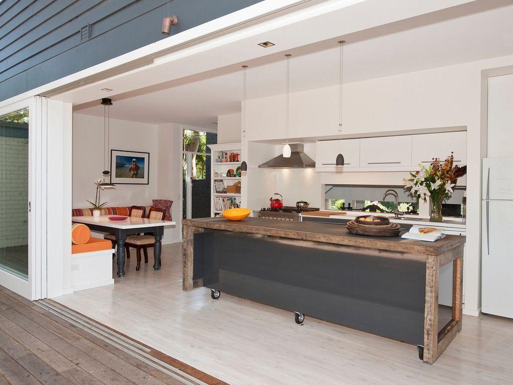 Indoor outdoor kitchen bench jubizfo pinterest