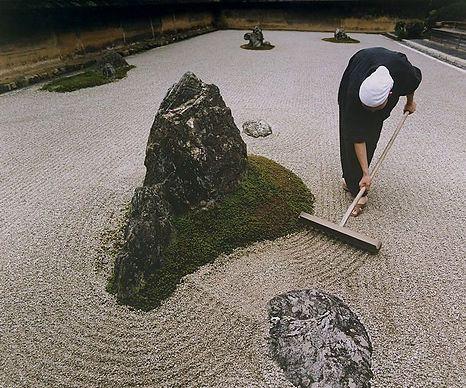 Xyzen garden jardin garden rake garden et zen - Rateau jardin zen ...