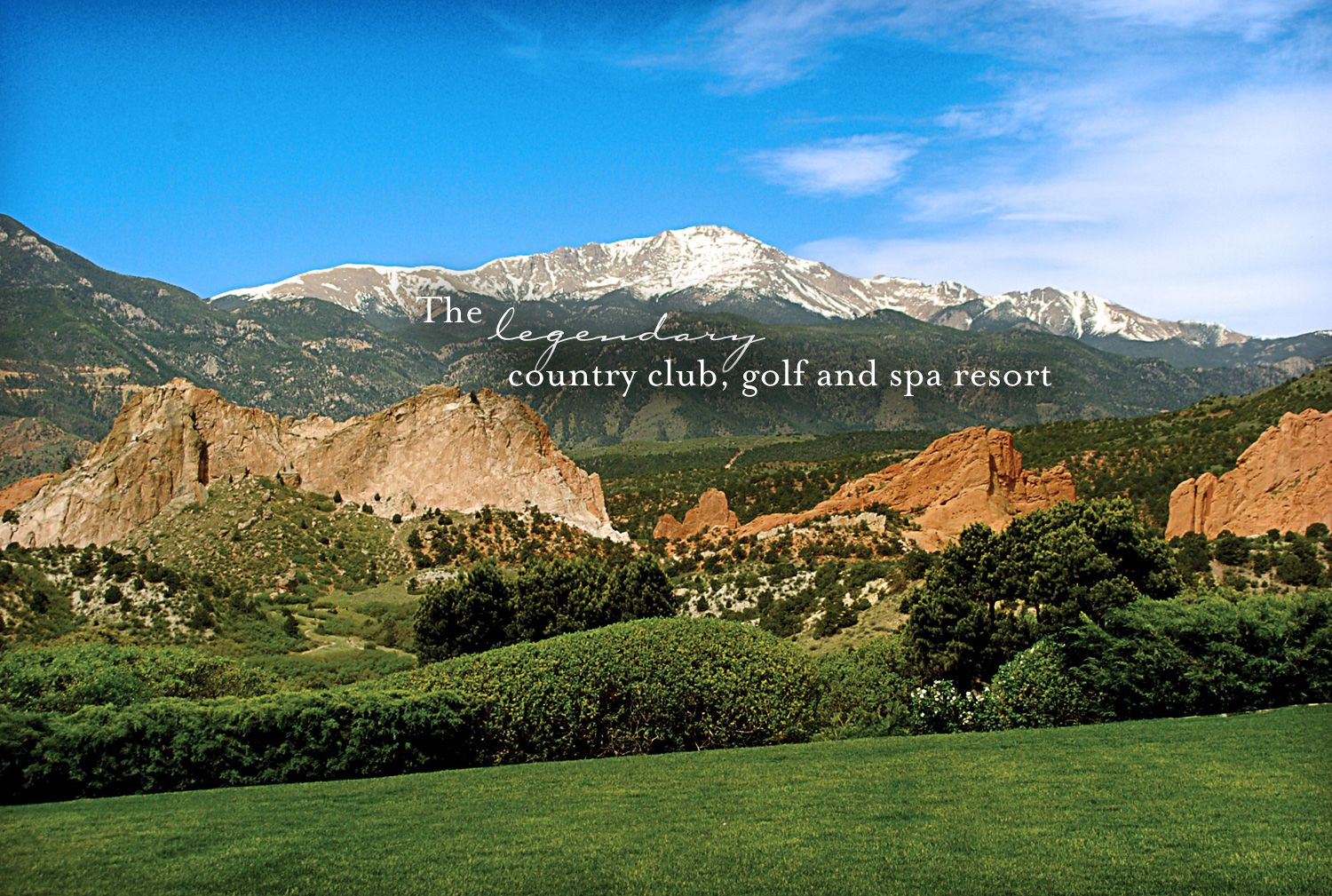 Colorado Springs Luxury Hotel | Garden Of The Gods Club