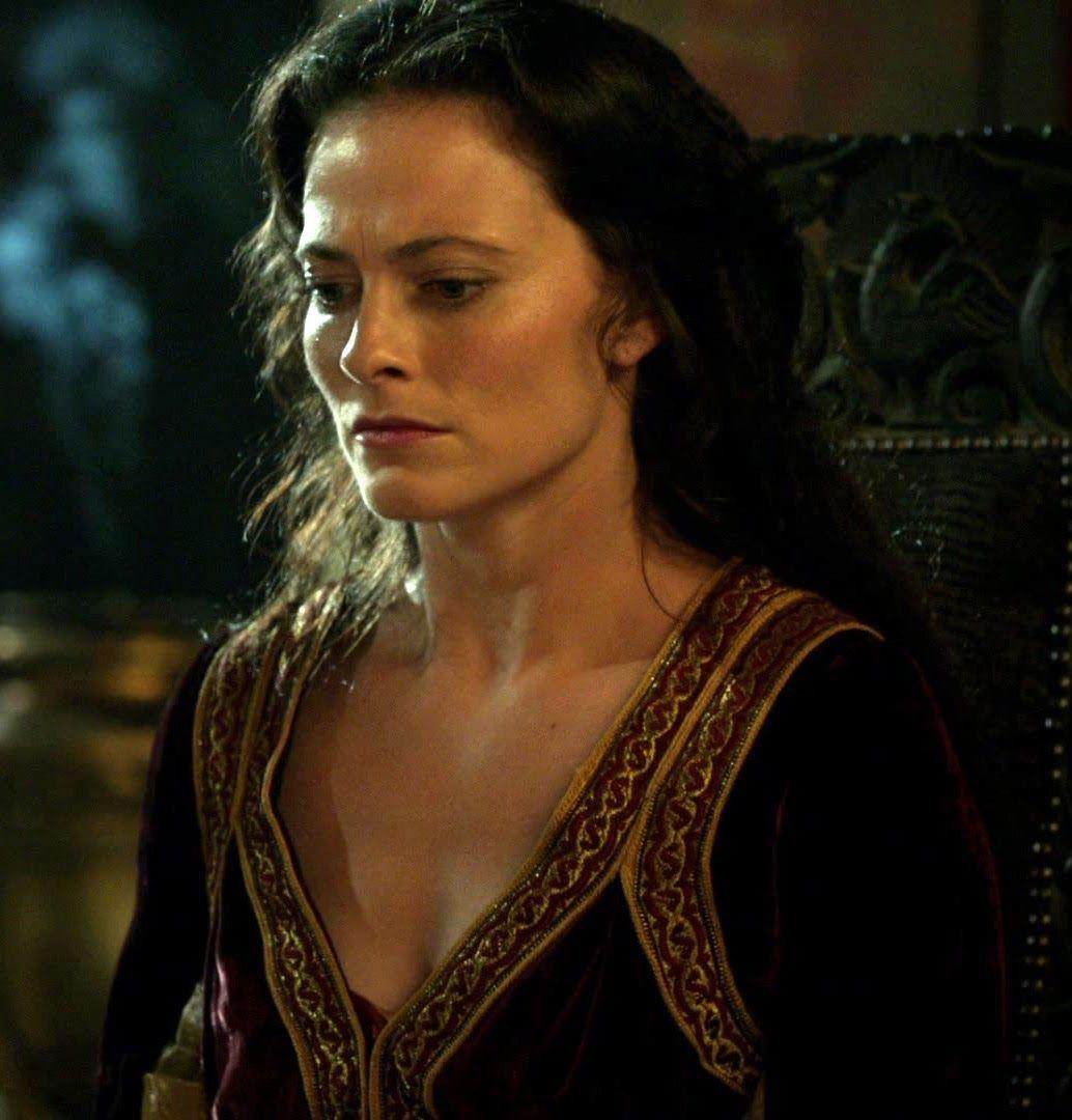 Da Vinci S Demons Clarice Orsini Lara Pulver Sherlock
