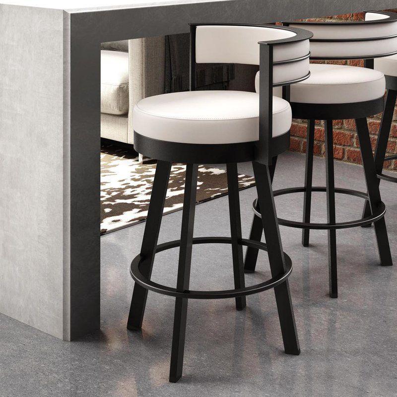 Remarkable Matthews 26 13 Swivel Bar Stool In 2019 Detalles Sillas Uwap Interior Chair Design Uwaporg
