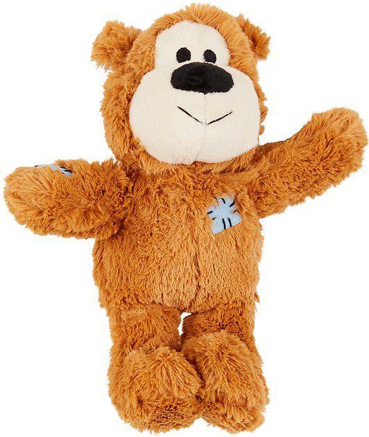 Buy Kong Wild Knots Bear Dog Toy Color Varies Medium Large At