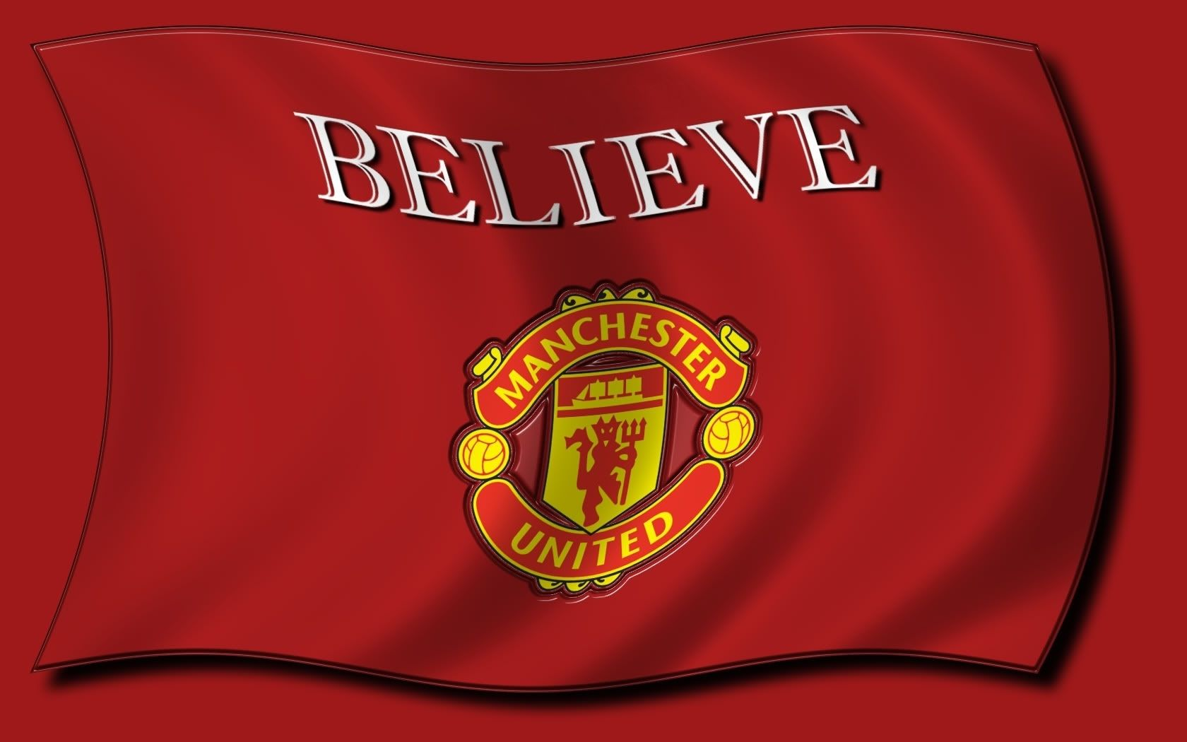 Manchester United Believe   Manchester united wallpaper ...