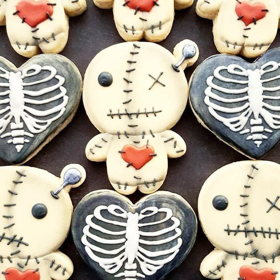 Halloween sugar cookies for 2020 that'll cast a spooky spell on you - Hike n Dip - Halloween sugar cookies for 2019 that'll cast a spooky spell on you – Hike n Dip Imágenes efect - #casserole #cast #Cookies #Dip #guacamolerecipe #Halloween #Hike #ketochicken #mediterraneandiet #spell #spooky #Sugar #sugarcookierecipe #thatll #zucchini