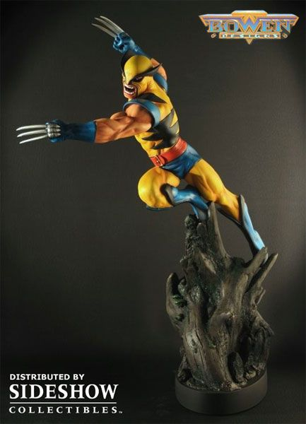 Sideshow Collectibles - Wolverine Original Action Statue Polystone Statue