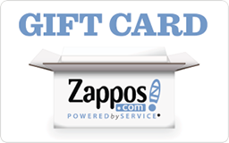 Zappos Com Egift Card Is The Best Gift Card For The Shoe Fanatic