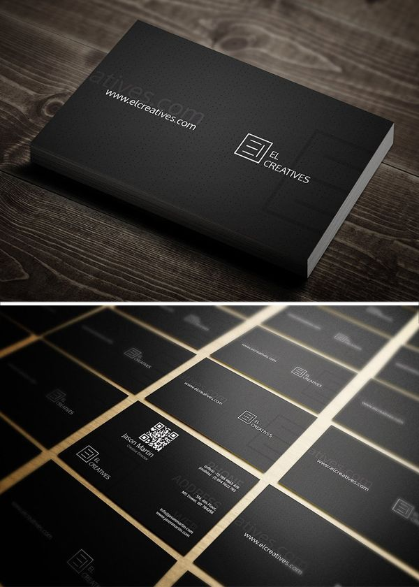 new professional business card templates  32 print design