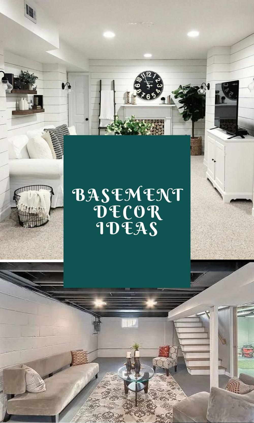 Pin on Basement Decorating