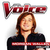 Collide The Voice Performance Morgan Wallen Pop Songs Popular Pop Songs Songs